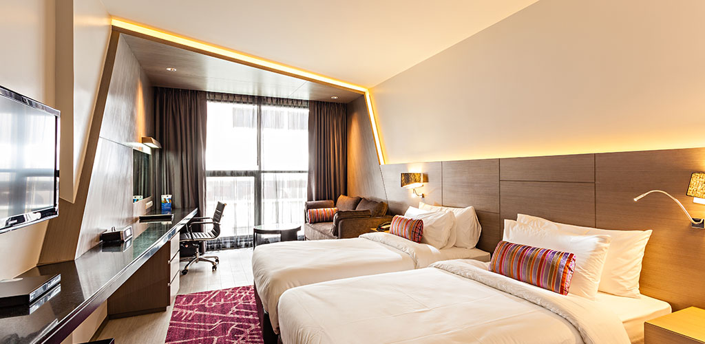 Bangkok Business Hotel | Premier Room at Best Western